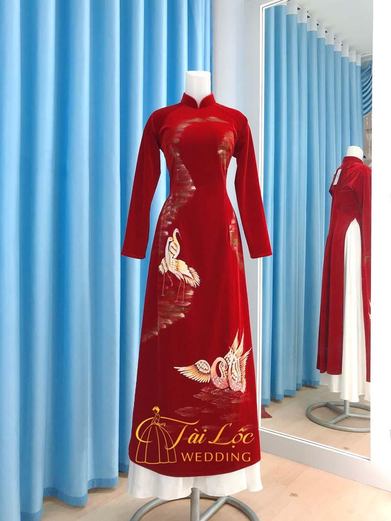 Bảng giá cho thuê áo dài mẹ cô dâu tại TPHCM
