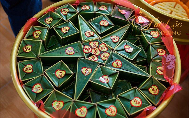 Mâm Quả Bánh Phu Thê